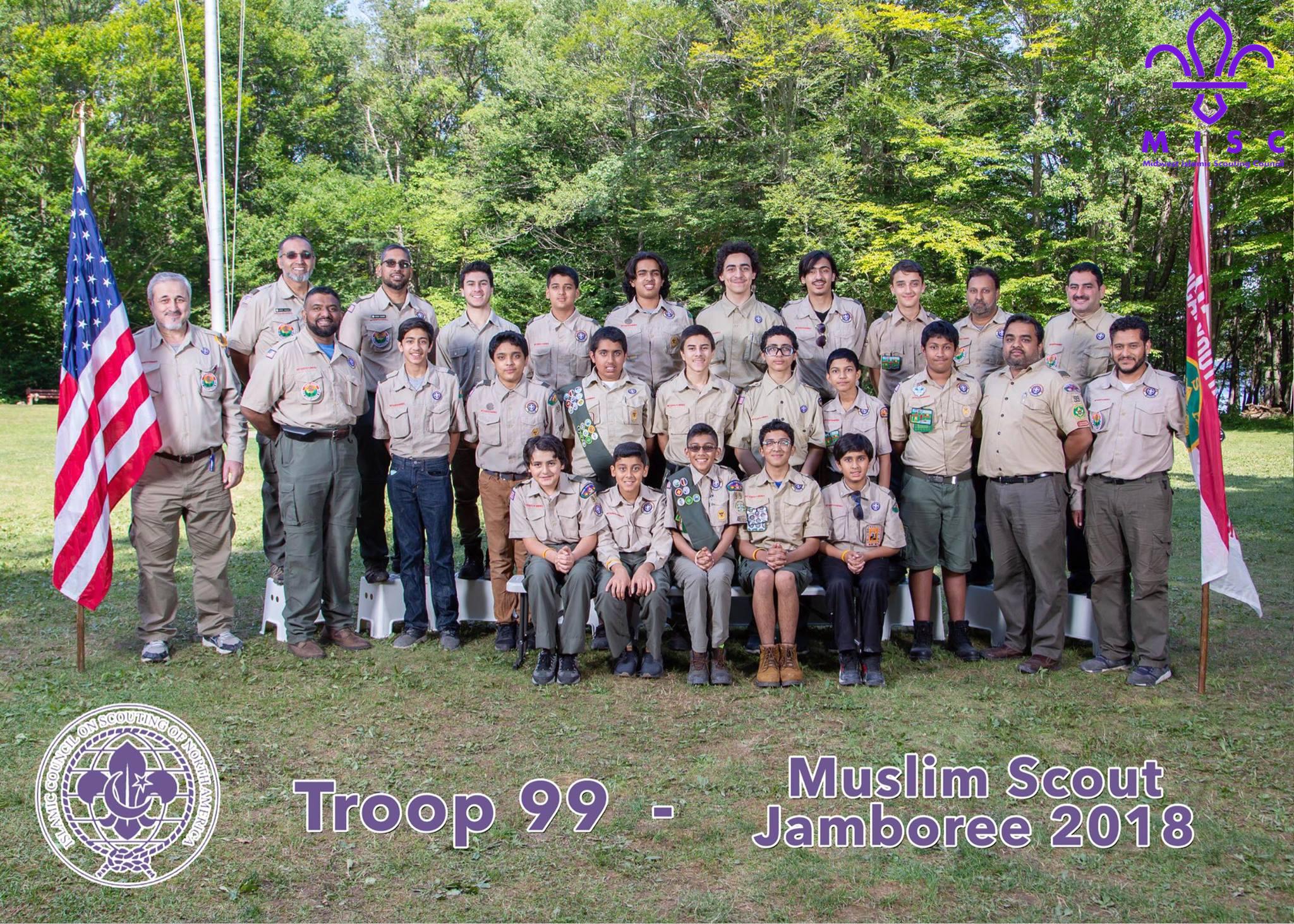 MISC Troop 99