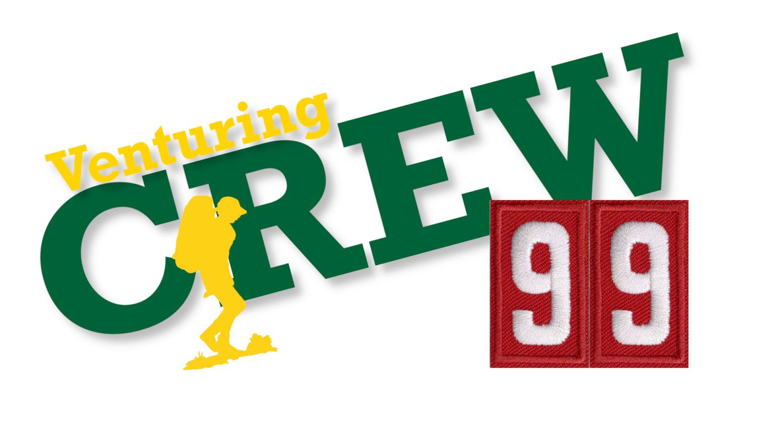 Venturing Crew 99